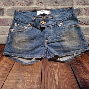 Levi's 504 Slouch Shorts Jean Shorts size 5.